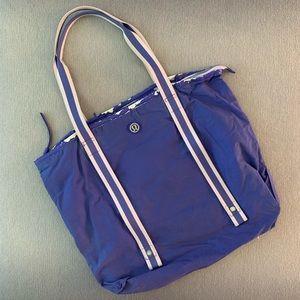 Lululemon Tote bag (beach or gym)